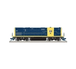 Atlas 40004037 N Alco C420 Phase 2B High-Nose No Dynamic Brakes ESU LokSound and DCC Master Gold Long Island 222 Retro