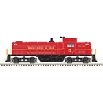 Atlas 40004087 N Alco RS1 Standard DC Classic Morristown & Erie 15 Red Yellow