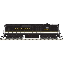 Atlas 10003758 HO EMD SD24 High Nose LokSound and DCC Master Gold Southern Railway 6300W