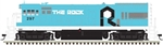 Atlas 10003801 HO GE U33B LokSound and DCC Master Gold Rock Island 195