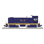 Atlas 40005012 N Alco S4 LokSound and DCC Master Gold Baltimore & Ohio 9104