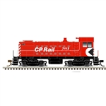 Atlas 40005014 N Alco S4 LokSound and DCC Master Gold Canadian Pacific 7113