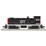 Atlas 40005016 N Alco S4 LokSound and DCC Master Gold Grand Trunk Western 8200