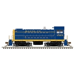 Atlas 40005020 N Alco S4 LokSound and DCC Master Gold Santa Fe 1517