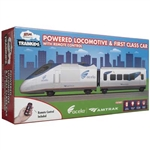 Atlas 15000002 HO Trainkids Power Locomotive & Car