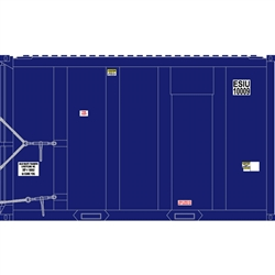 Atlas 20006056 HO 20'MSW Containers 4/ ESIU Set 2