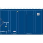 Atlas 20006059 HO 20'MSW Containers 4/OVAU Set 1 751-20006059