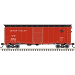 Atlas 20006240 HO 1937 AAR 40' Boxcar Kit Lehigh Valley 61611