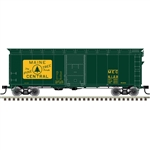 Atlas 20006243 HO 1937 AAR 40' Boxcar Kit Maine Central 6129