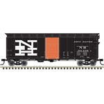 Atlas 20006246 HO 1937 AAR 40' Boxcar Kit New Haven 36410