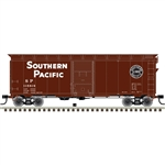 Atlas 20006252 HO 1937 AAR 40' Boxcar Kit Southern Pacific 114755