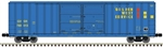 Atlas 20006294 HO FMC 5503 52' Double-Door Boxcar Master Golden West Service 780002