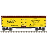 Atlas 3001567 O 40' Wood Reefer 3Rl Blatz