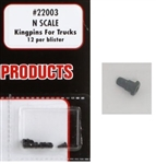 Atlas 22003 N Plastic King Pins