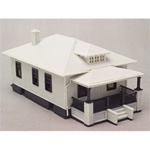 ATL2846 Atlas Model Railroad Co. N Barb's Bungalow Kit 150-2846