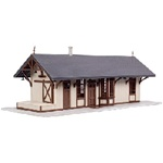 Atlas 2848 N Maywood Train Station Kit