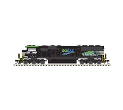 Atlas 40003990 N NS EMD SD60E ESU LokSound & DCC Norfolk Southern #6963 Go Rail