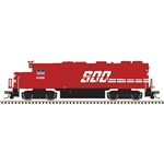 Atlas 40004801 N EMD GP39-2 Phase II LokSound and DCC Gold Soo Line 4599
