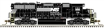 Atlas 40004926 N EMD GP60 LokSound and DCC Master Gold Norfolk Southern 7111