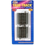 "Atlas 454 HO True-Track Code 83 Track & Roadbed System Straight Section 2"" pkg 4"