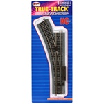 Atlas 478 HO True-Track Code 83 Track & Roadbed System Manual Snap-Switch Left Hand 150-478