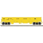 Atlas 50004581 N Difco Side Dump Car Master Alaska Railroad 15825 150-50004581