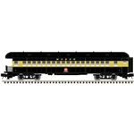 Atlas 50005124 N Trainman 60' Observation Car MONON #1