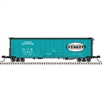 Atlas 50005695 N 50' GA RBL Plug-Door Boxcar Master New York Central 78951