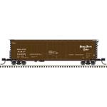 Atlas 50005698 N 50' GA RBL Plug-Door Boxcar Master Nickel Plate Road 84055