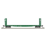 Atlas 50005789 N GSI-GSC 48' Bulkhead Flatcar Master Burlington Northern 621058