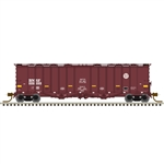 Atlas 50005807 N Airslide 4180 Covered Hopper BNSF 808044