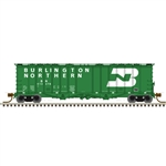 Atlas 50005811 N Airslide 4180 Covered Hopper Burlington Northern 413275