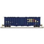 Atlas 50005817 N Airslide 4180 Covered Hopper Golden West Service 513034
