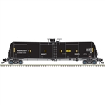 Atlas 50005834 N TrinityRail 31,000-Gallon Crude Oil Tank Car Master High Sierra Energy HSRX 3051