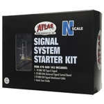Atlas 70000143 N Signal Starter Set All Scales Signal System