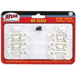 ATL779 Atlas Model Railroad Co. HO Sheep - 12 Wht & 1 Blk 150-779