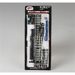 Atlas 851 HO Remote Control Snap-Switch w/Code 100 Nickel-Silver Rail & Black Ties Right Hand