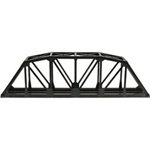 "Atlas 888 HO 18"" Through Truss Bridge Kit w/Code 100 Track 150-888"