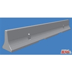 Atlas BLMA8107 Z Concrete K-Rail Barrier pkg 12 150-BLMA8107