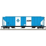 Atlas 3001371 O PS-4427 Covered Hopper 3Rl ADM