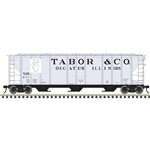 Atlas 3001375 O PS-4427 Covered Hopper 3Rl Tabor & Company
