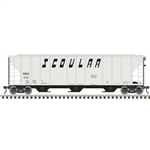 Atlas 3001377 O PS-4427 Covered Hopper 3Rl Scoular