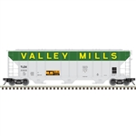 Atlas 3001378 O PS-4427 Covered Hopper 3Rl Valley Mills
