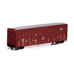 Atlas 3001575 O 40' Rebuilt Wood Reefer 3-Rail Roberts and Oake