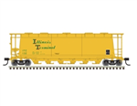 Atlas 3001902 N 1923 ARA X-29 40' Steel Boxcar 3-Rail Master Chicago Great Western Corn Belt Route Logo 151-3001902
