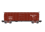Atlas 3001919 O 1923 ARA X-29 40' Steel Boxcar 3-Rail Master Nickel Plate Road 151-3001919