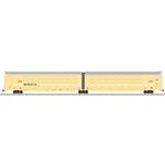 Atlas 3003709 O Articulated Auto Carrier 3-Rail Master TTX TOAX faded-red logo 151-3003709