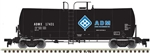 Atlas 3004211 O 17 600-Gallon Corn Syrup Tank Car 2-Rail Master Archer-Daniels-Midland