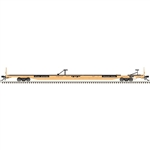 "Atlas 3005211 O ACF 89'4"" Intermodal Flatcar 3-Rail Master Trailer Train 151-3005211"