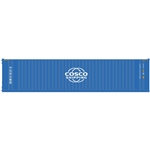 "Atlas 3006346 O 40"" Container CSNU"